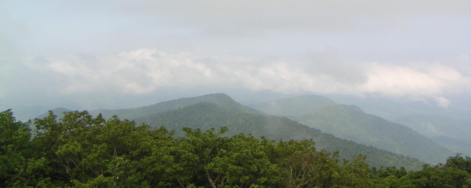 Description north georgia mountains