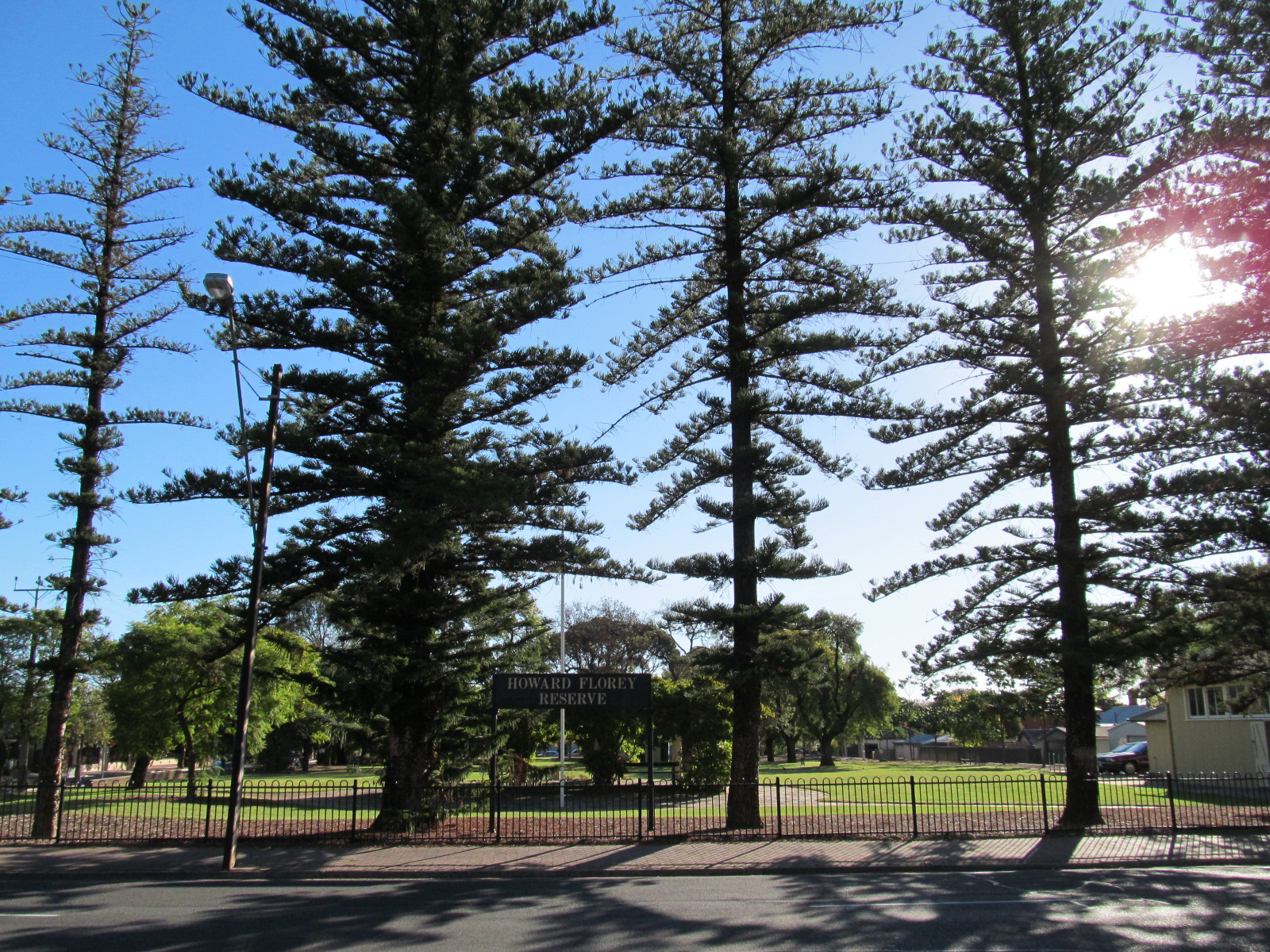 Howard Florey Reserve