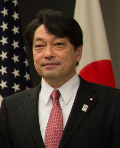小野寺五典 - Wikipedia