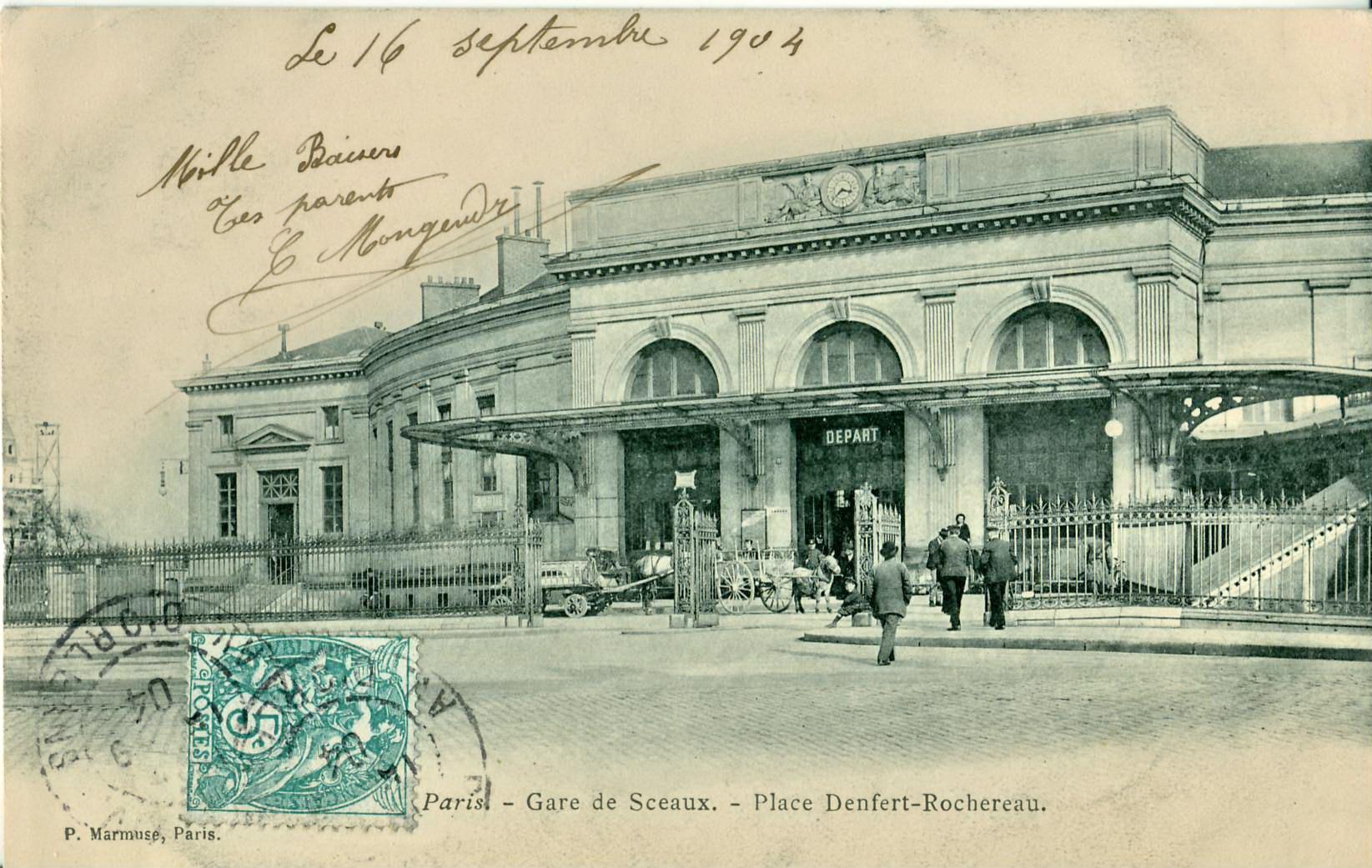 plan k Montrouge