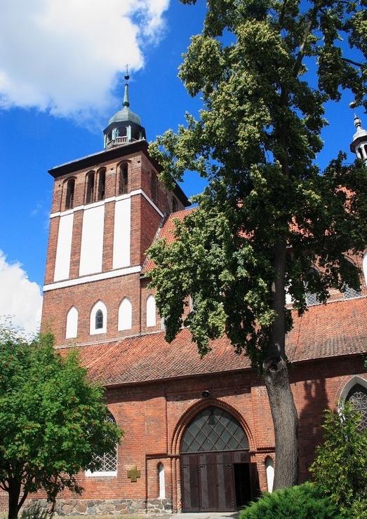 Kościół św. Jana Ewangelisty i Matki Boskiej Częstochowskiej w Bartoszycach