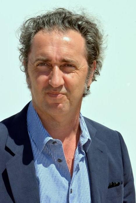 Photo de Paolo Sorrentino avec un hauteur de 178 cm et à l'age de 49 en 2019