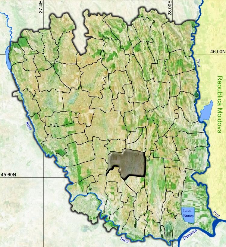 Comuna Pechea Galați Wikipedia