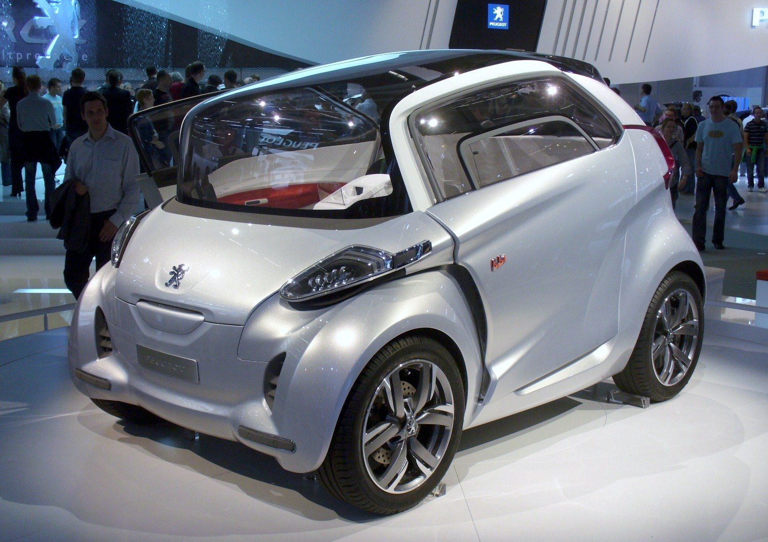 Micro Electric Cars