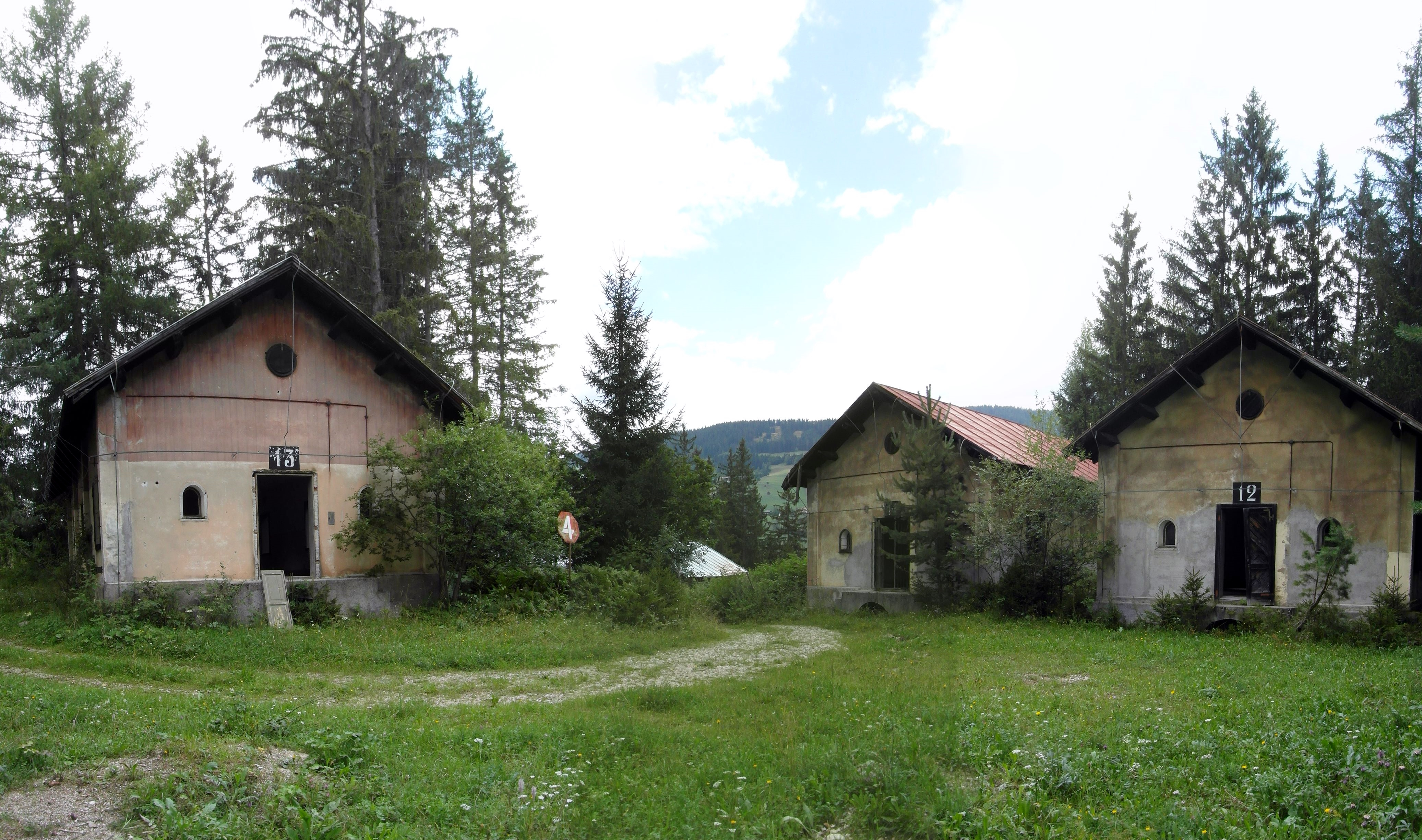 Villa Baita In Affitto