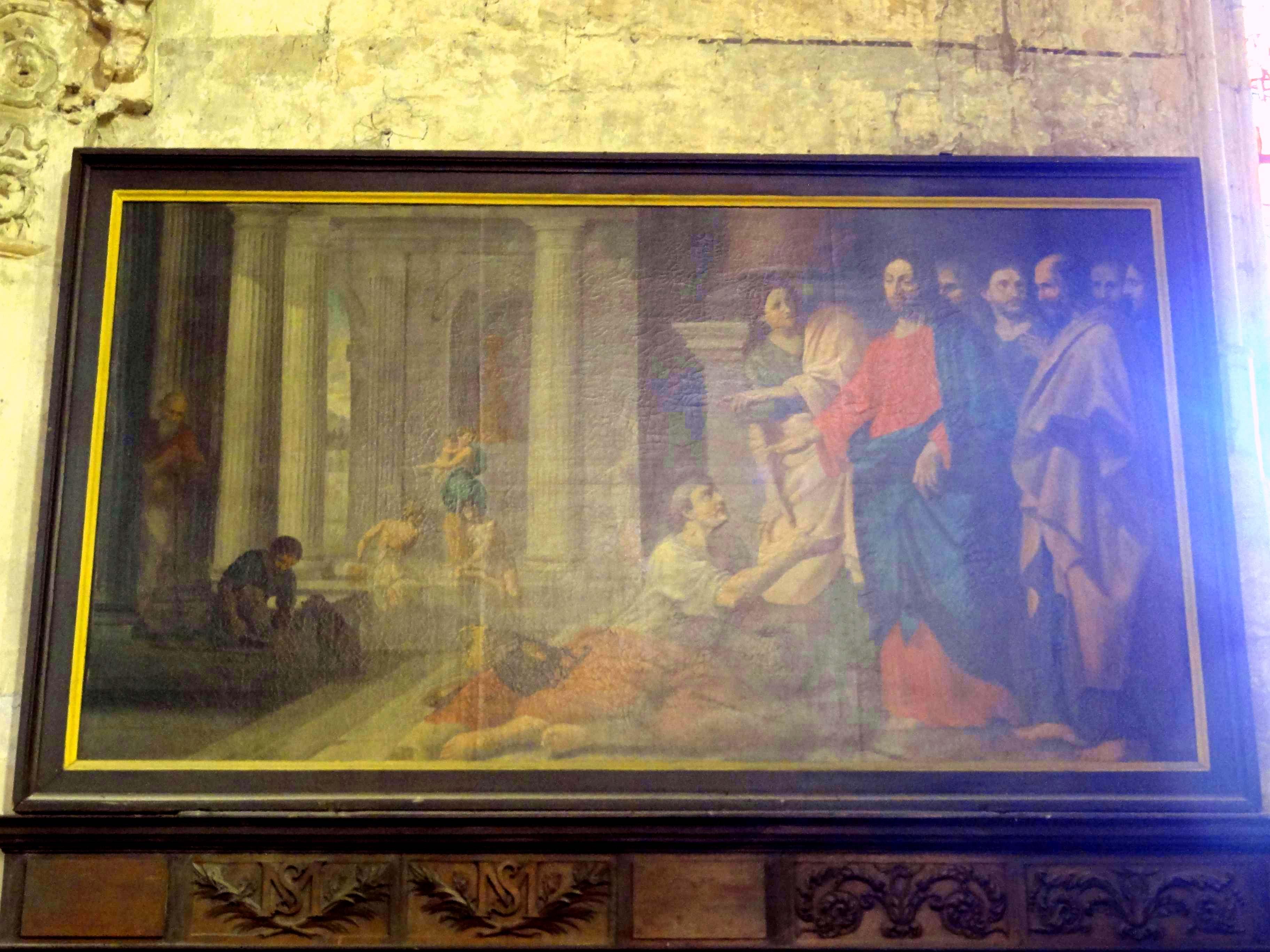 Fichier pontoise 95 cath drale saint maclou tableau for Piscine de bethesda