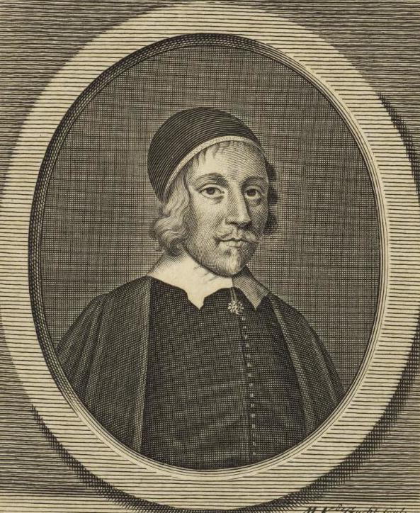 Portrait of Mr. Christor. Love, minister