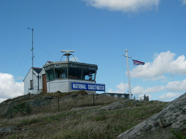 Prawle Point Coastwatch Station - geograph.org.uk - 372419