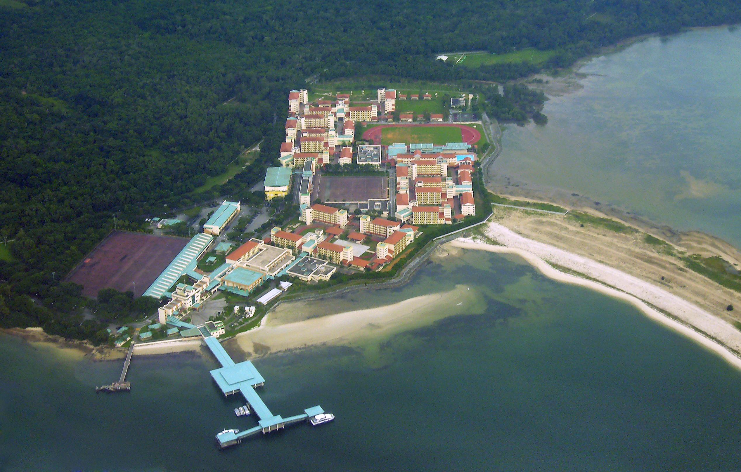 Pulau Tekong - Wikipedia