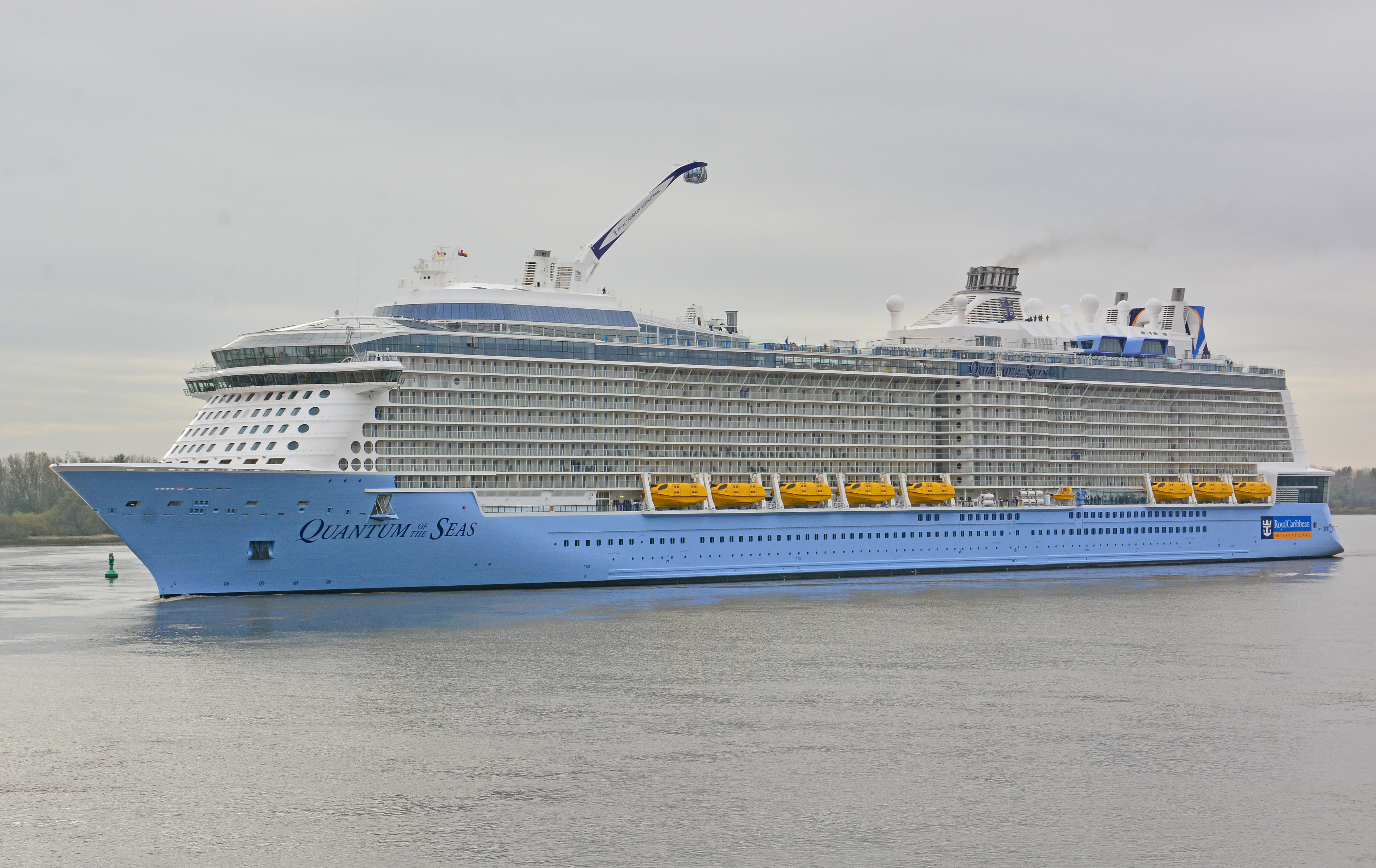Quantum-class cruise ship - Wikipedia