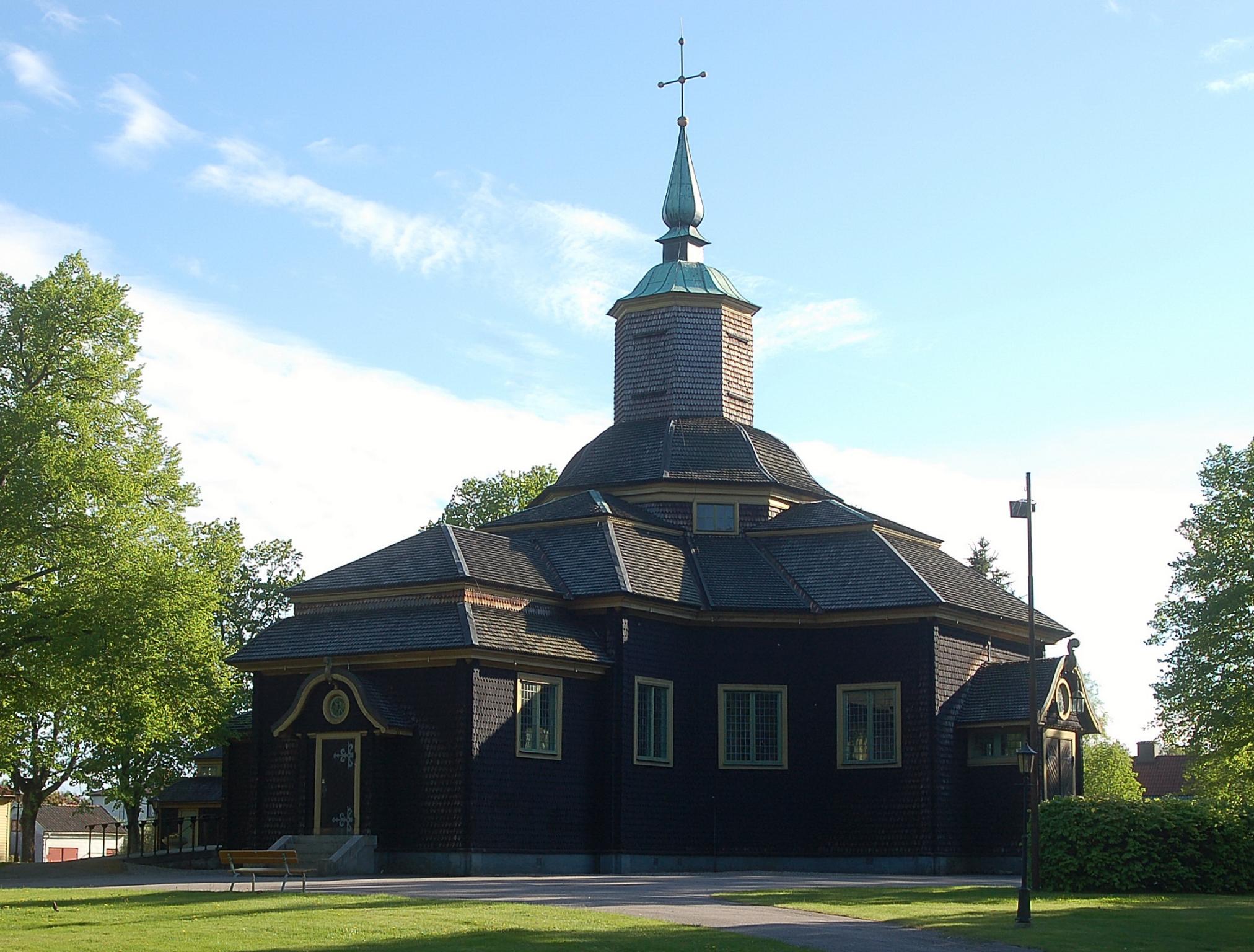 Fil:Ramundeboda kyrka (Bodarne kyrka) - KMB - Wikipedia
