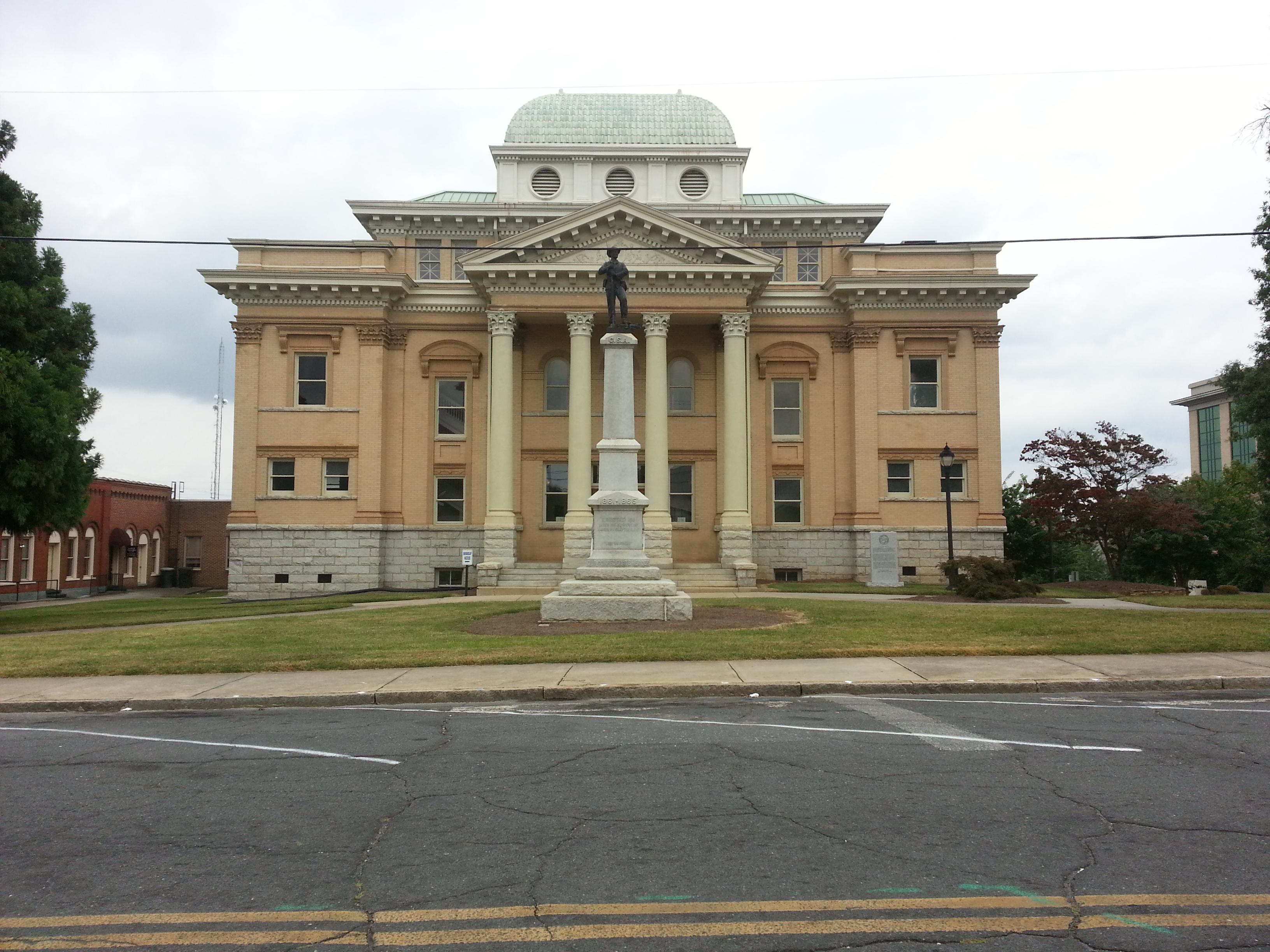 Randolph County Courthouse (North Carolina) - Wikipedia