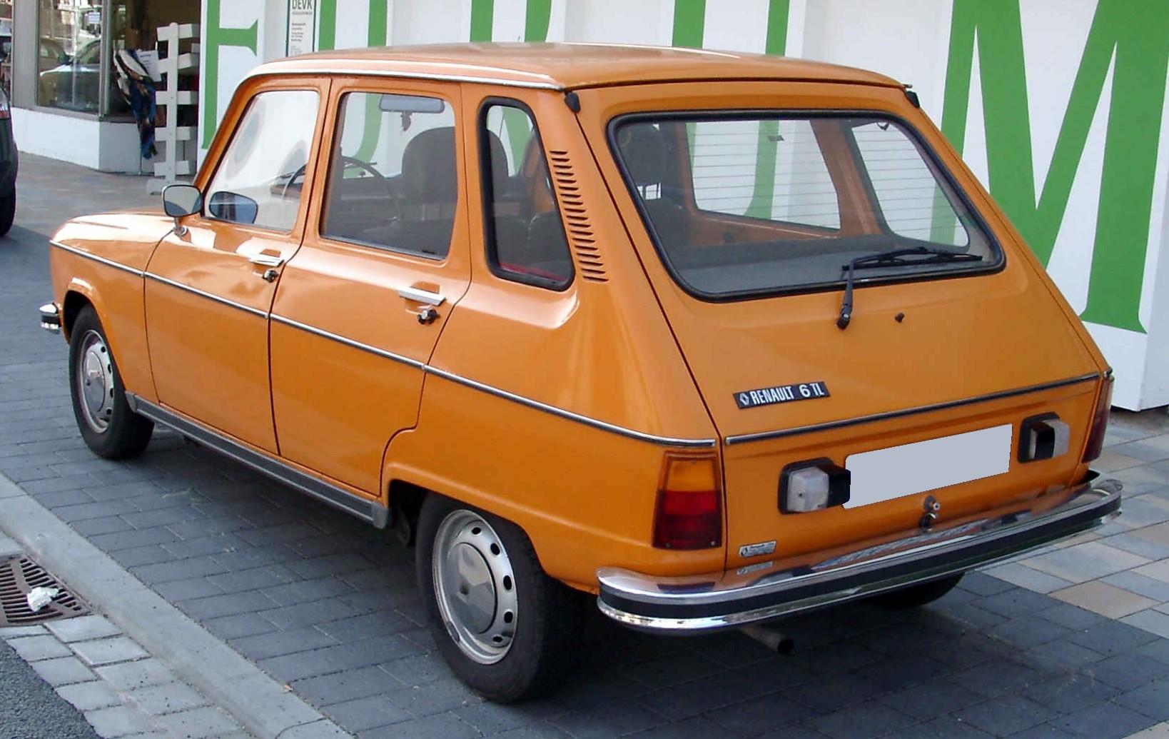 Forum Renault 6 , bienvenue chez les fous de R6 !!  Portail