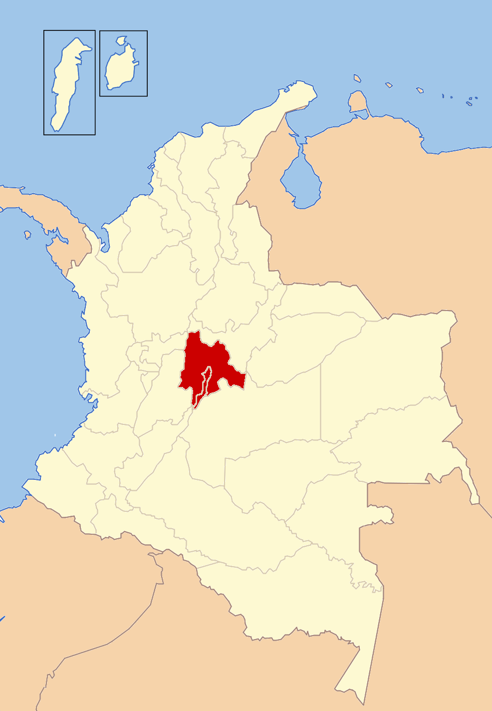 the republic of colombia Doing business in colombia market overview  the republic of colombia is the fourth largest economy in latin america, after brazil, mexico, and argentina, and has the.