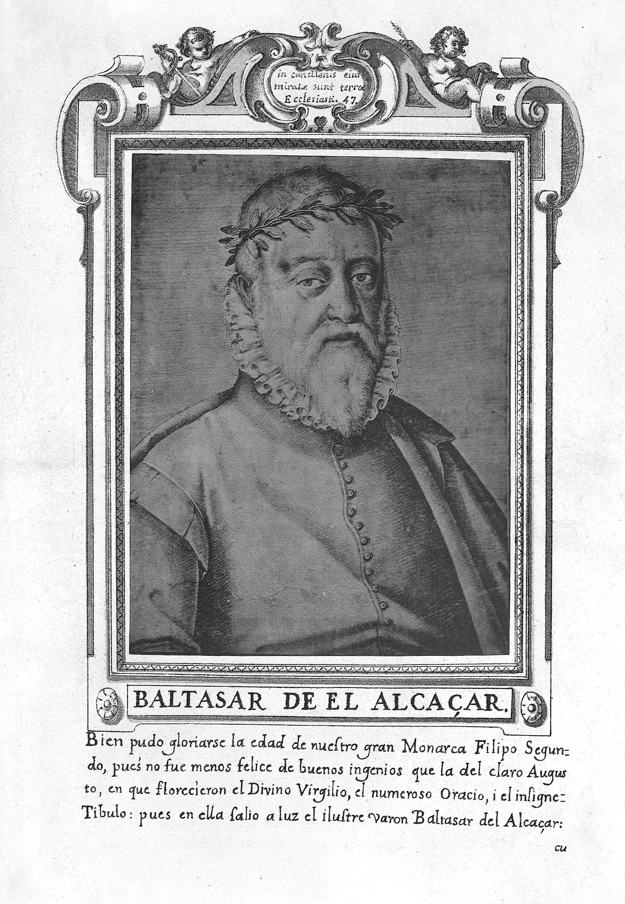 Baltasar del Alcazar wikipedia