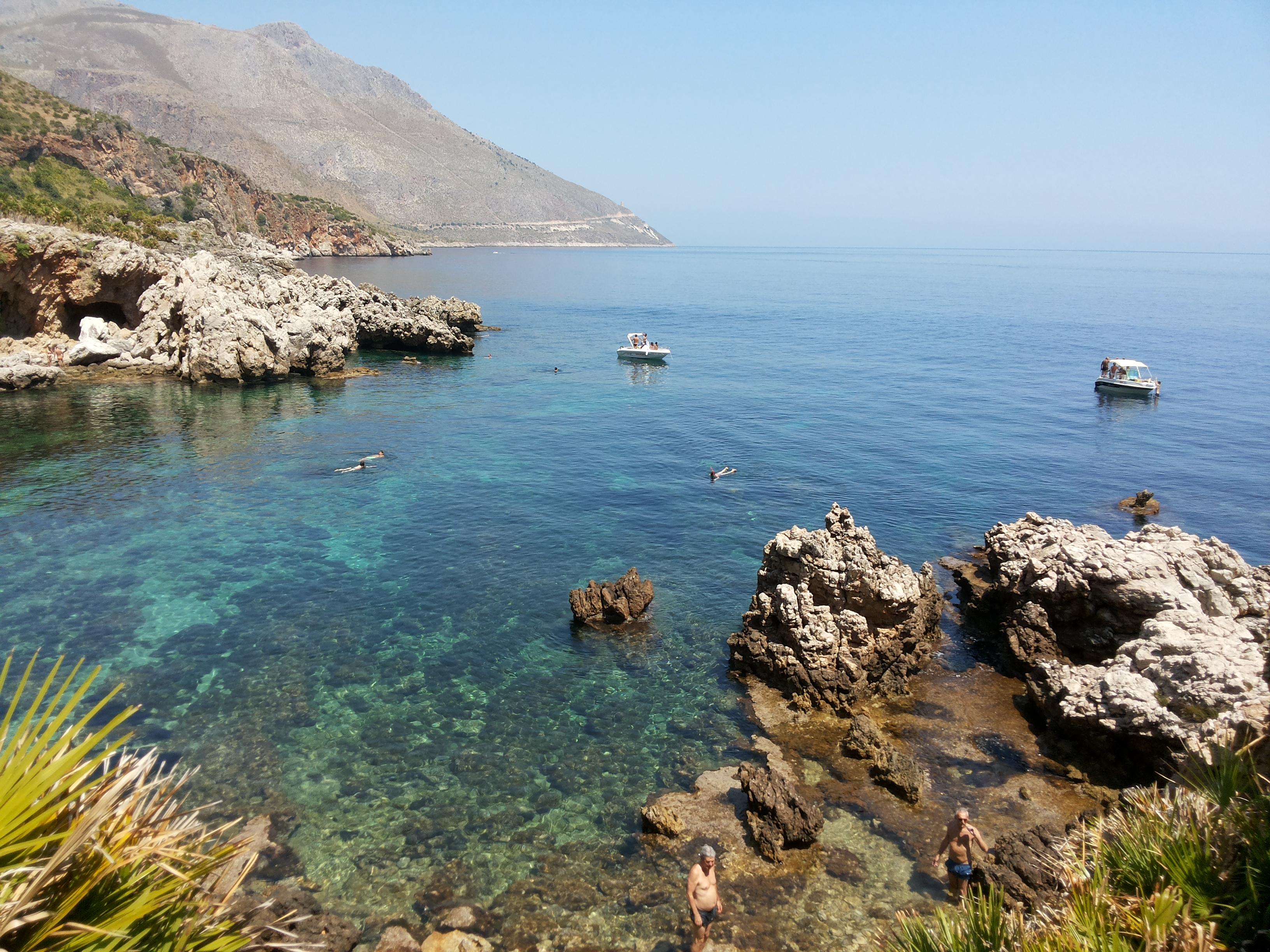 reserva dello zingaro - guia de viaje sicilia