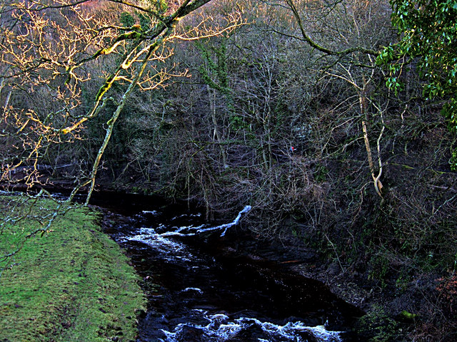 River Dane, Danebridge - geograph.org.uk - 680788