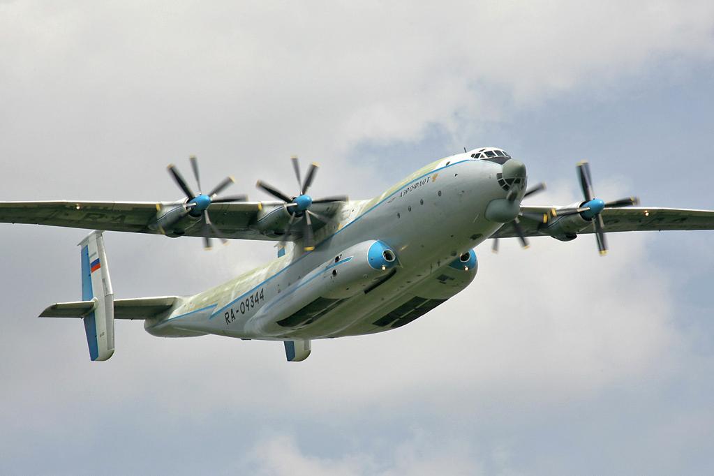 Noticias y  Generalidades - Página 26 Russian_Air_Force_An-22_RA-09344_Monino_2006-6-3