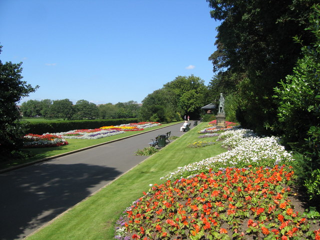 Saltwell Park, Gateshead - geograph.org.uk - 538684