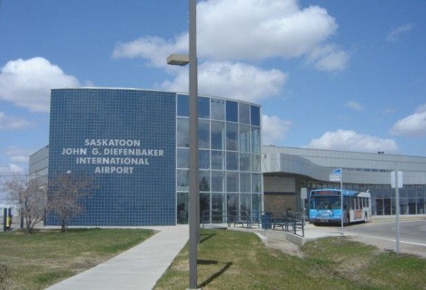 Saskatoon John G. Diefenbaker International Airport