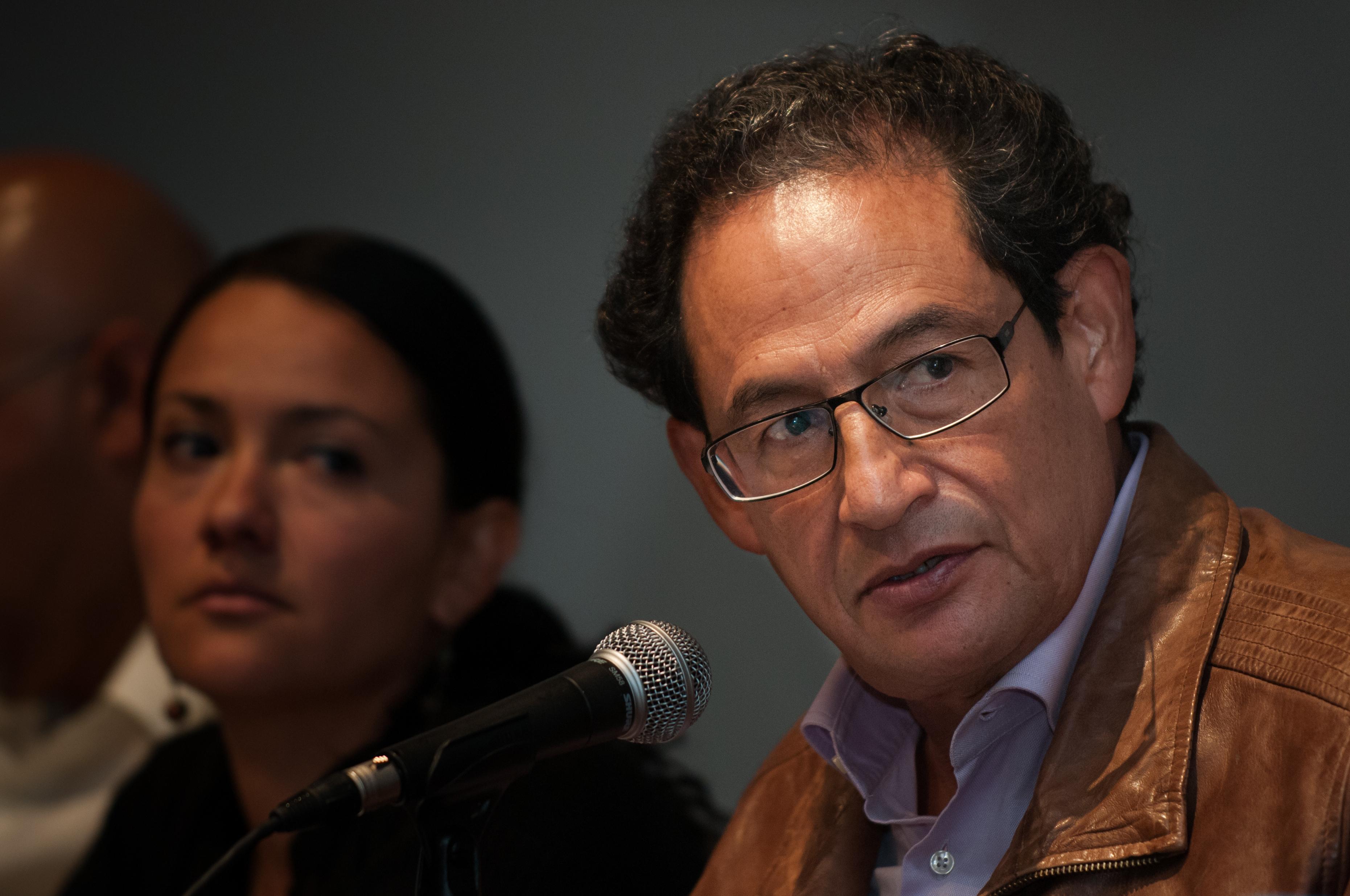 Sergio Aguayo in 2012