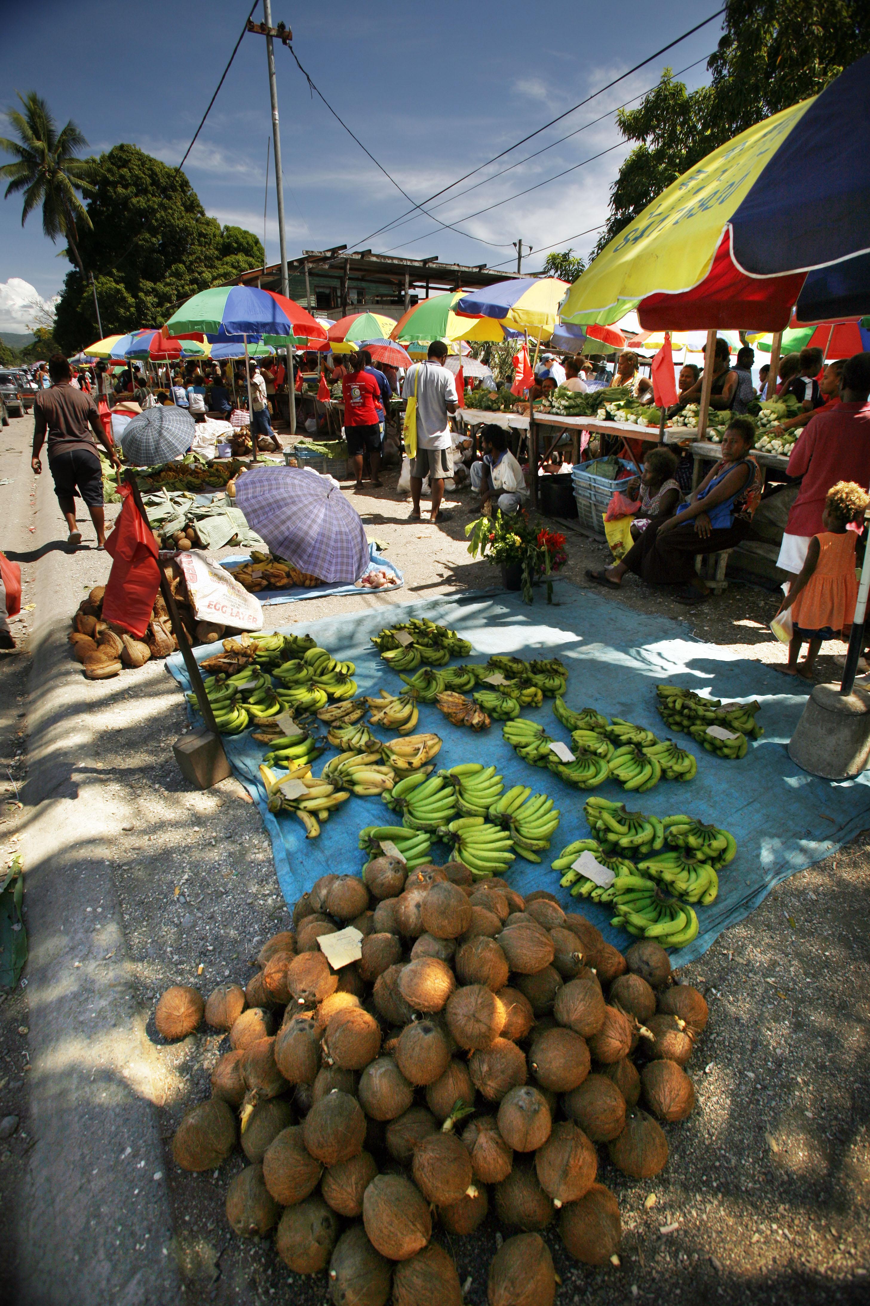 Dfat Solomon Islands