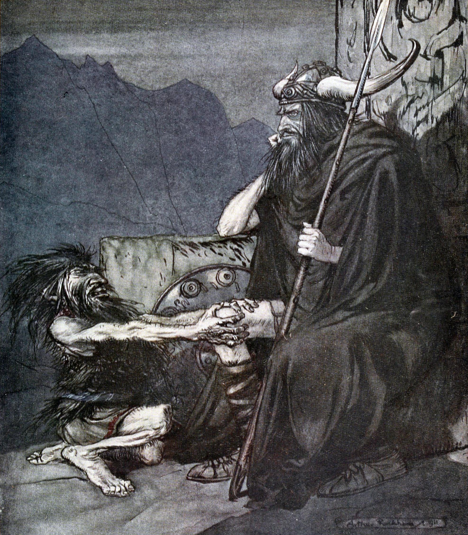 Hagen (legend) - Wikipedia