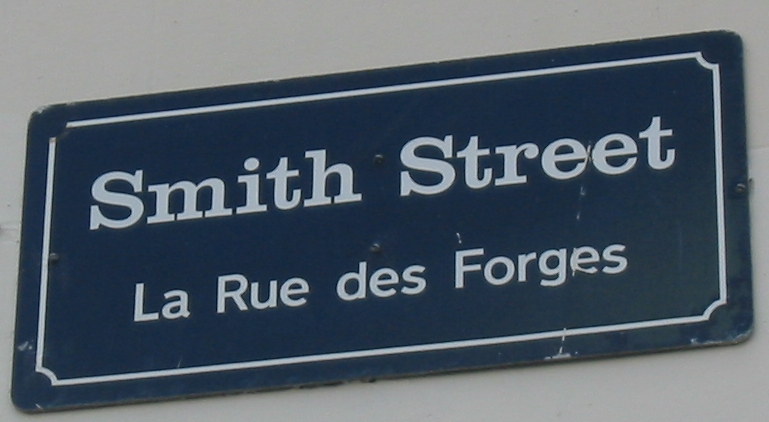 Smith Street sign St Peter Port Guernsey.jpg
