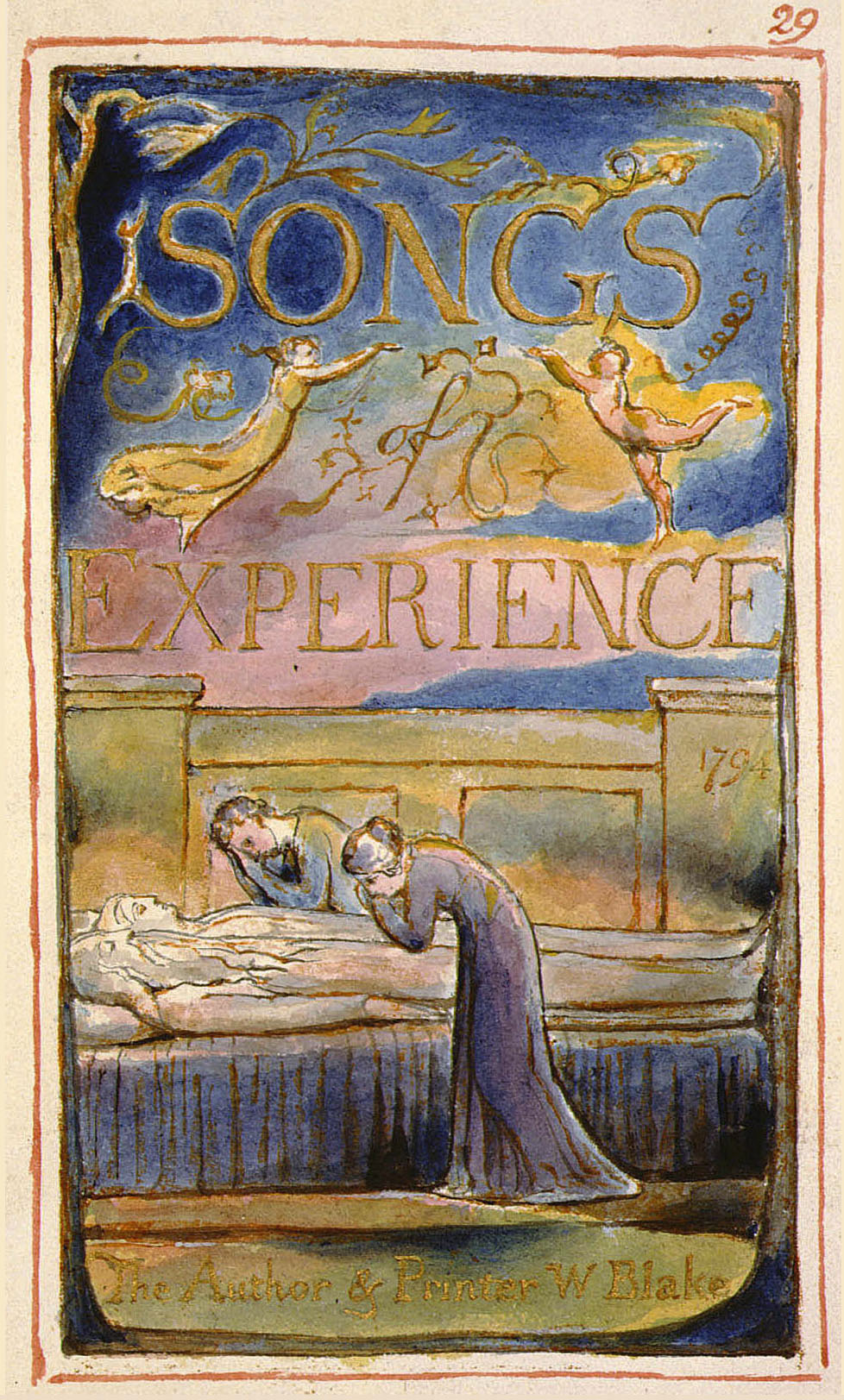 Songs of Innocence and of Experience Criticism - Essay