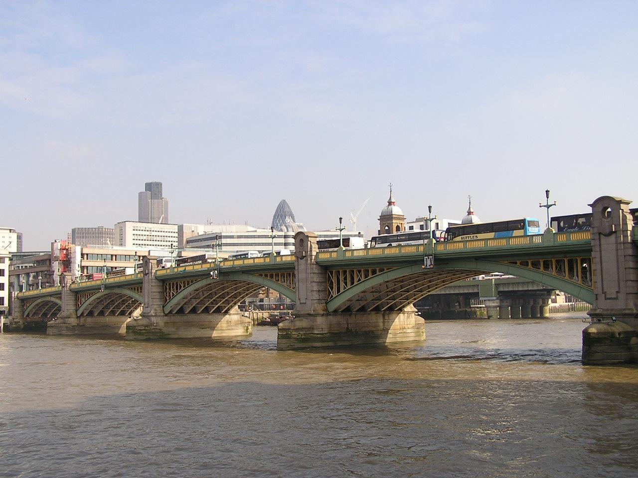 Современный саутворкский мост