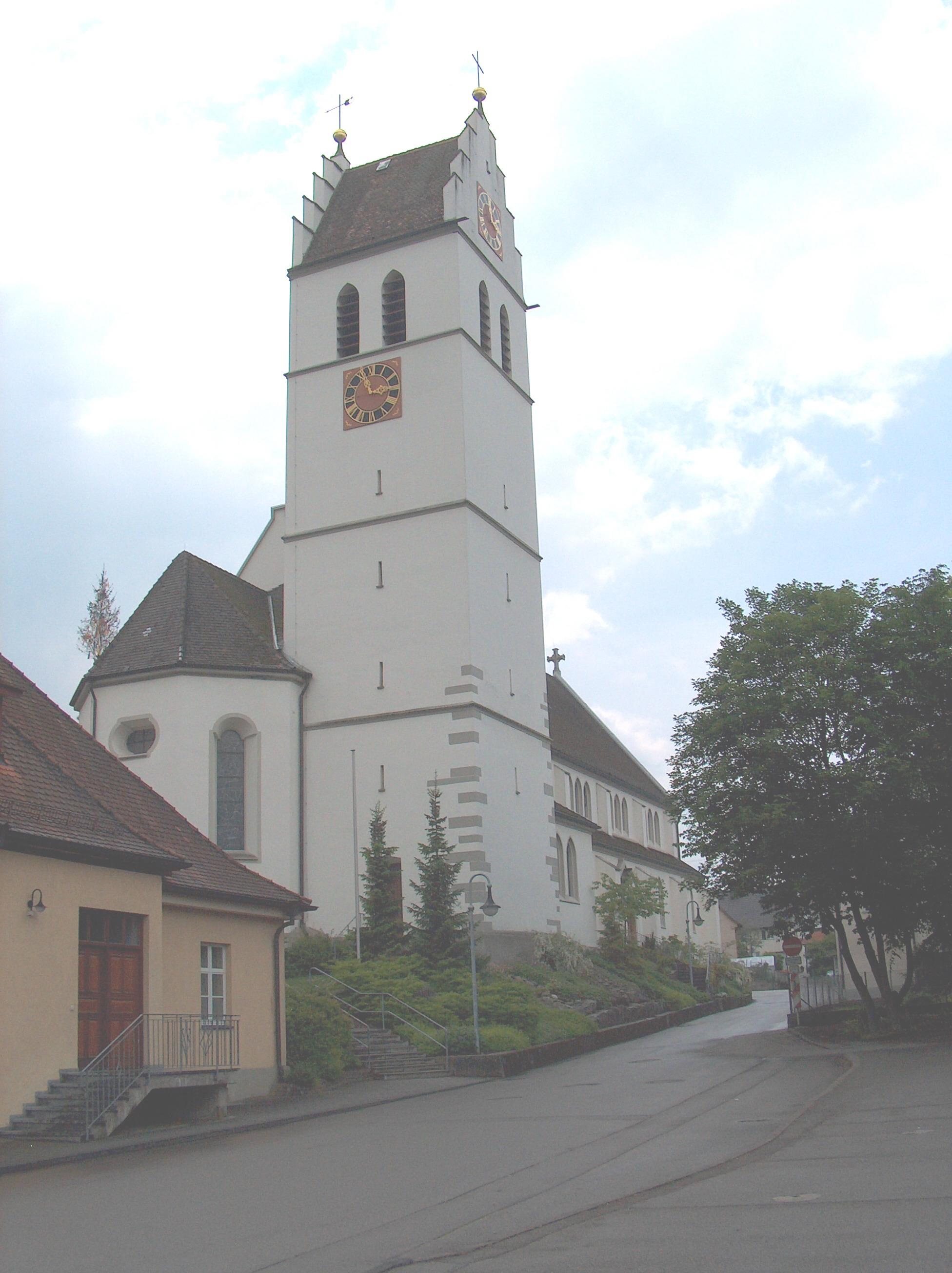 St. Pankratius Kirche, Ostrach
