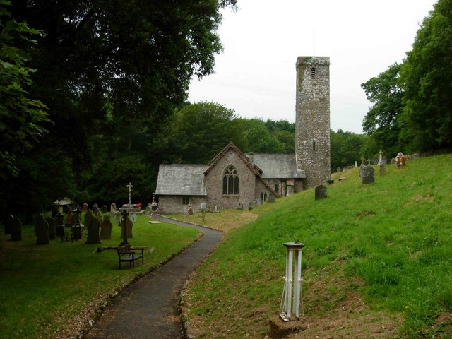 Stackpole Elidor Church - geograph.org.uk - 208258