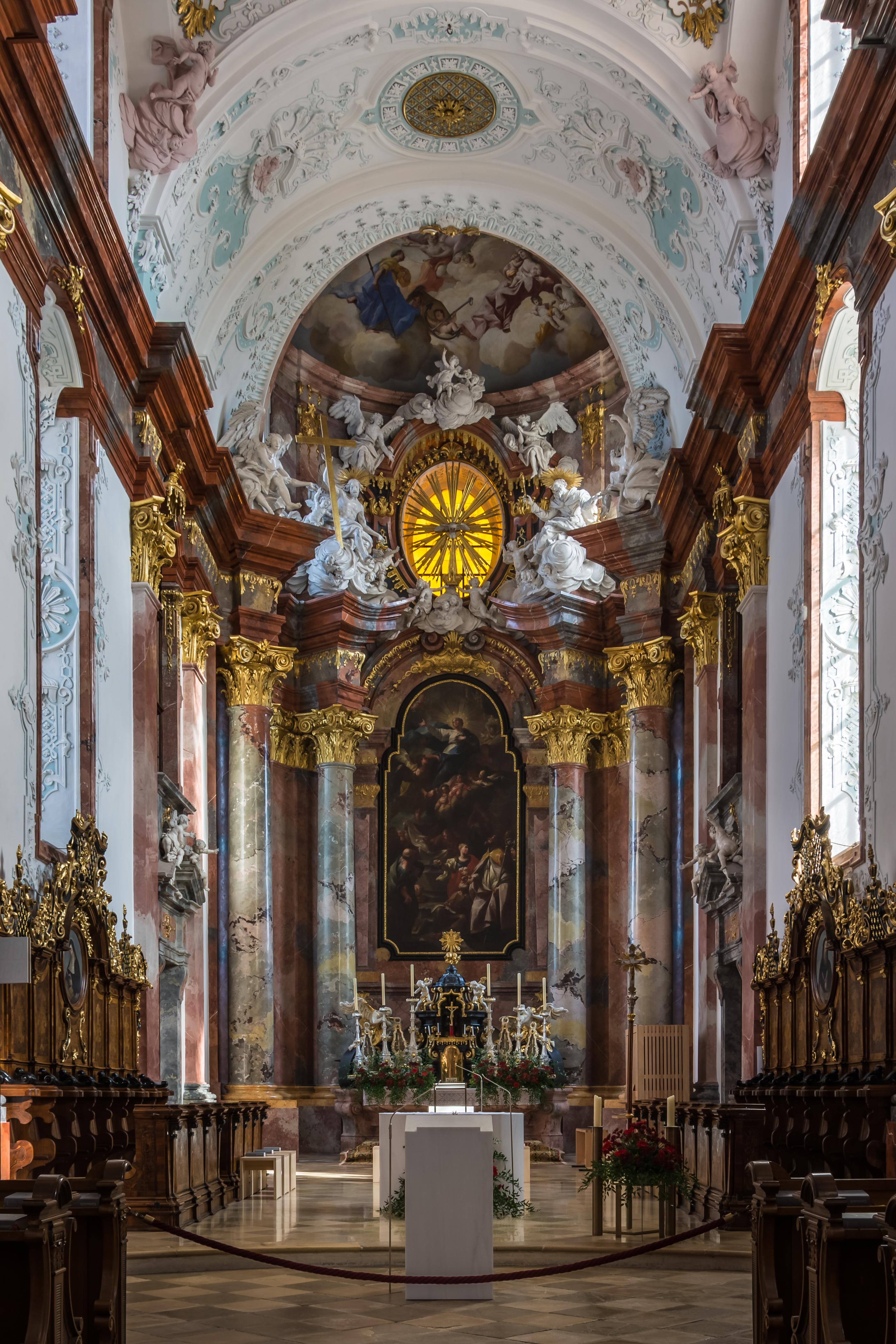 Kirche Altenburg