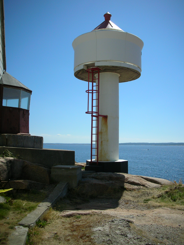 Strømtangen fyr (Fredrikstad)