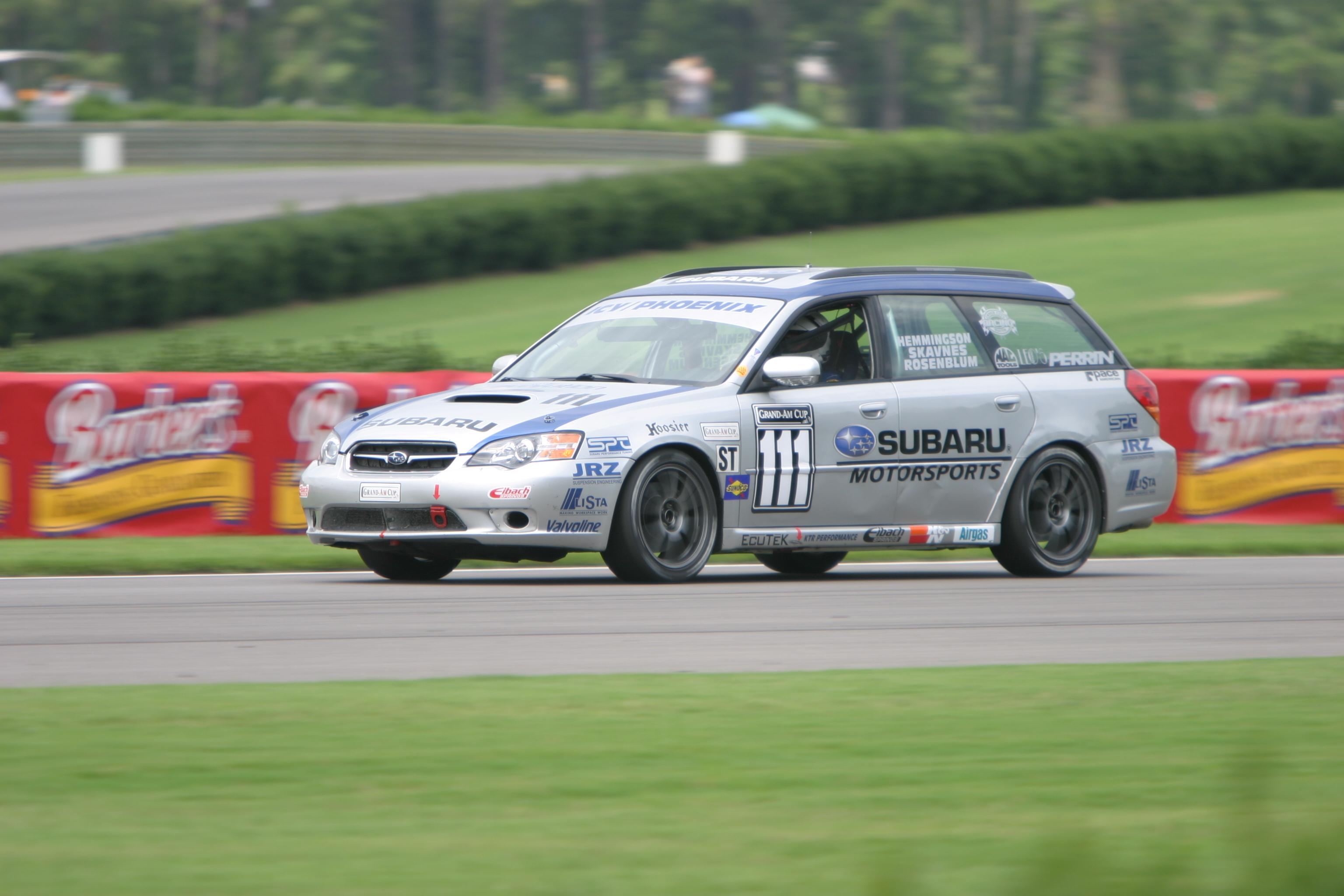 Subaru World Rally Team - Wikipedia