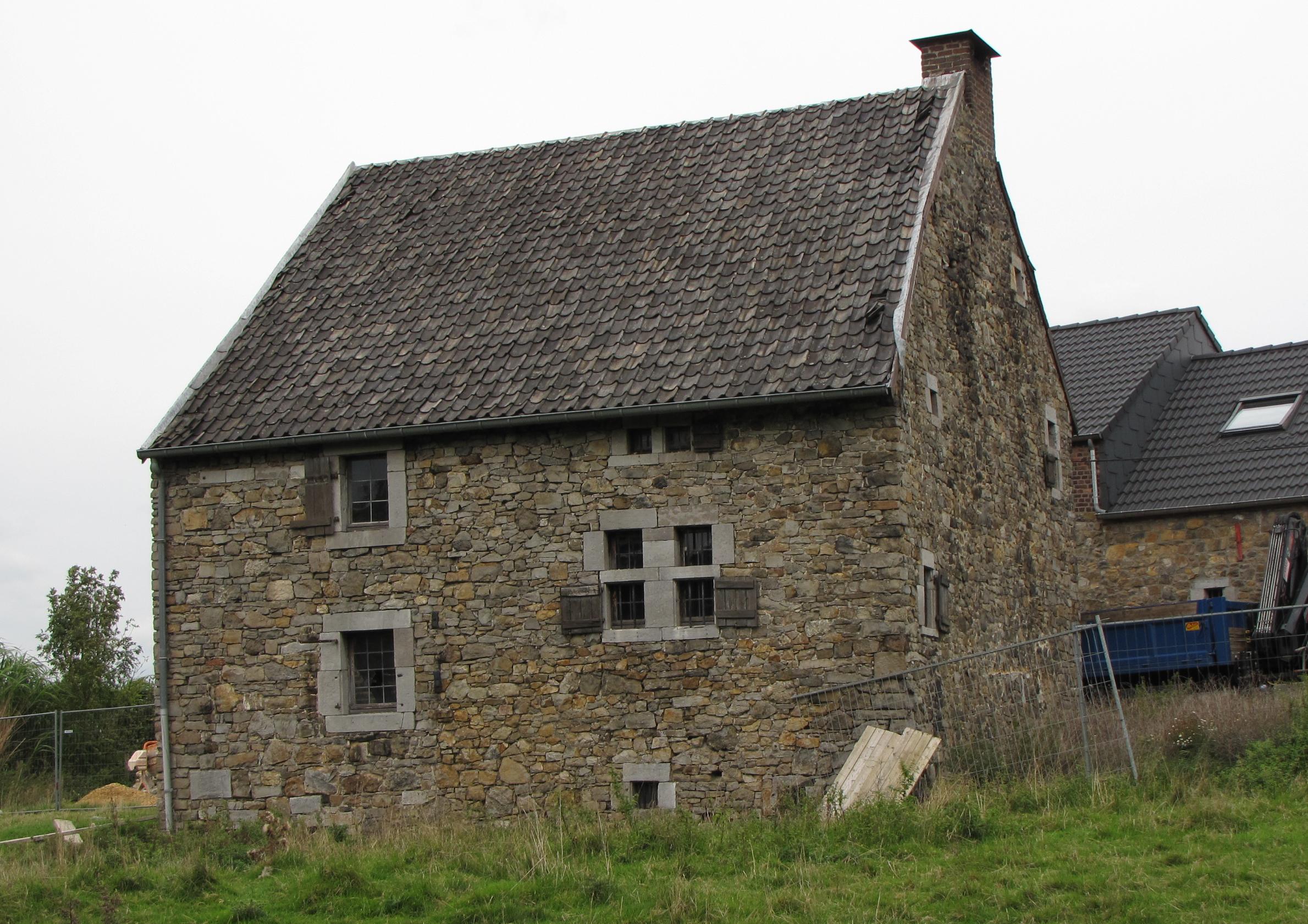 File thimister maison ancienne crawhez wikimedia commons - Photos maisons anciennes ...