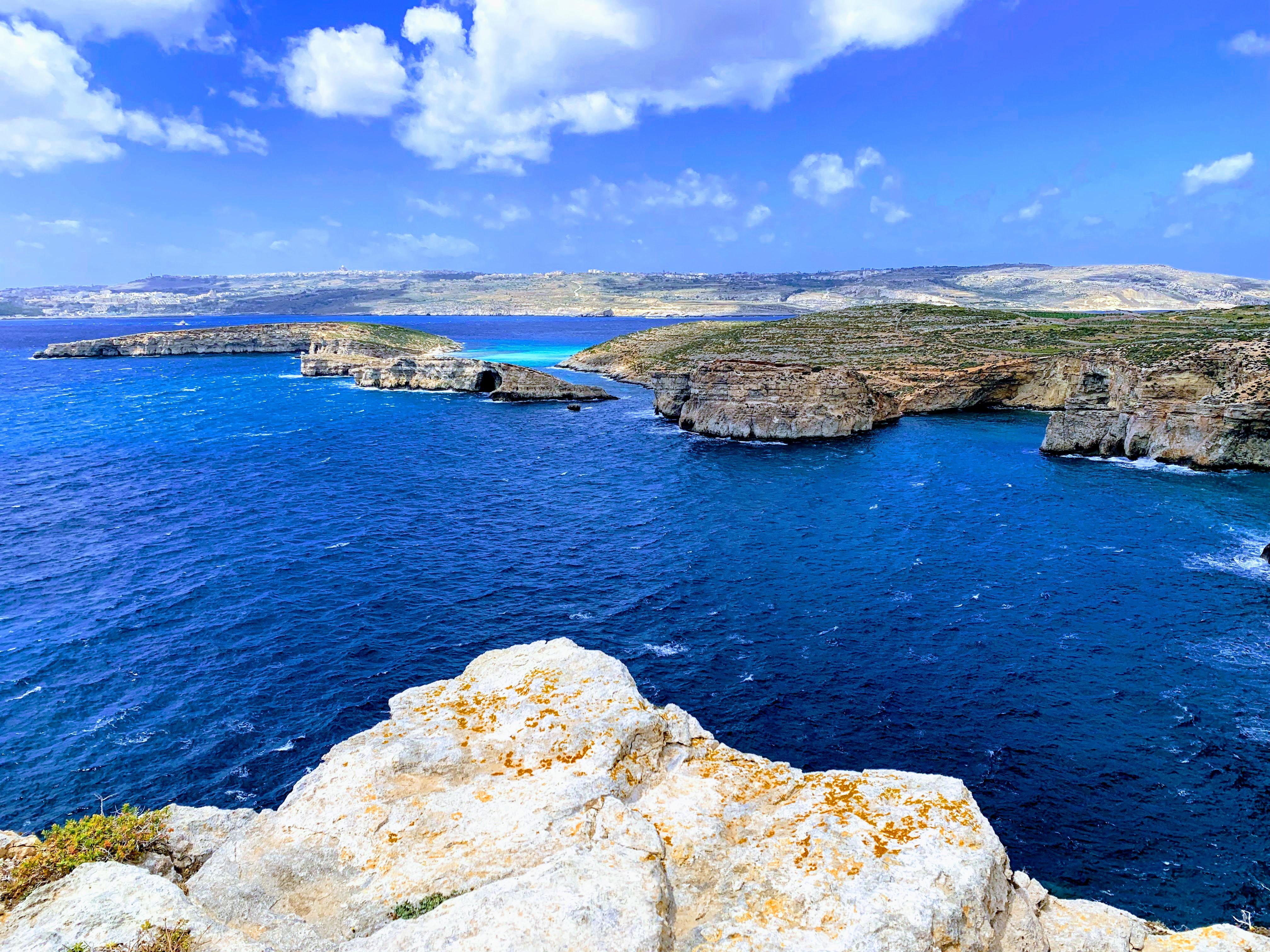 File The Blue Lagoon Malta 02 Jpg Wikimedia Commons