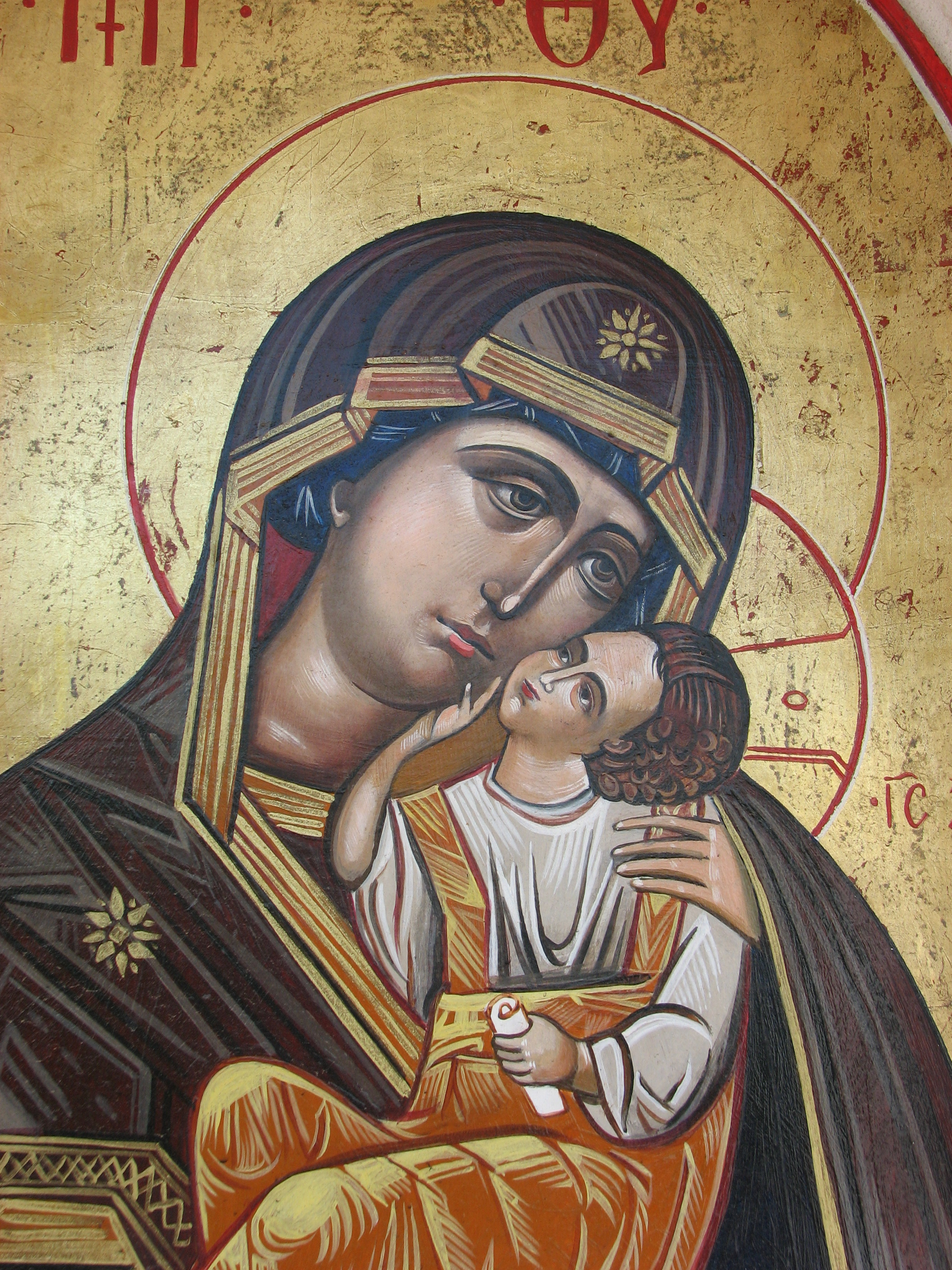 Image Result For Mary Jesus And
