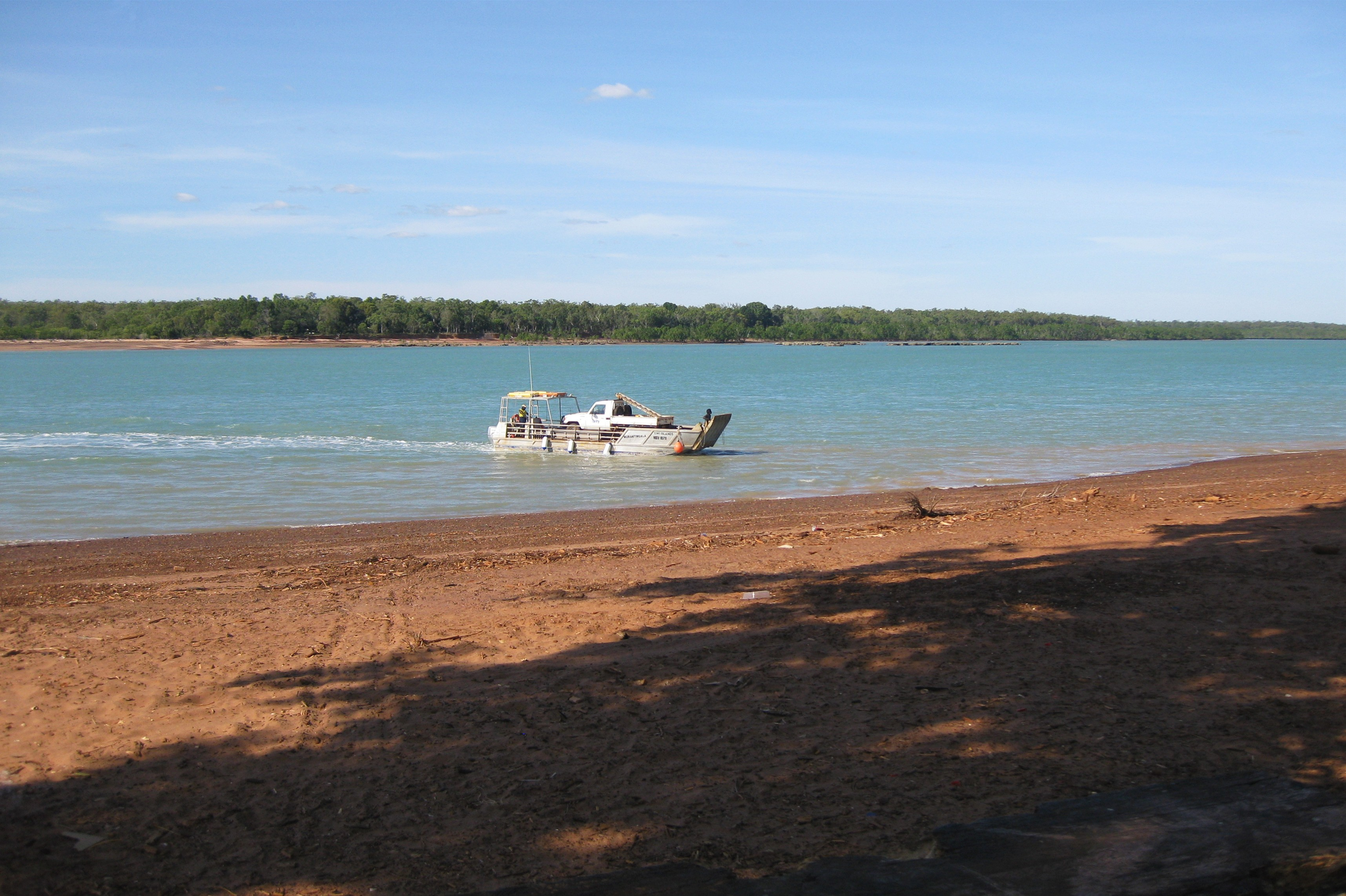 Tiwi Islands, One of the attractions in Darwin