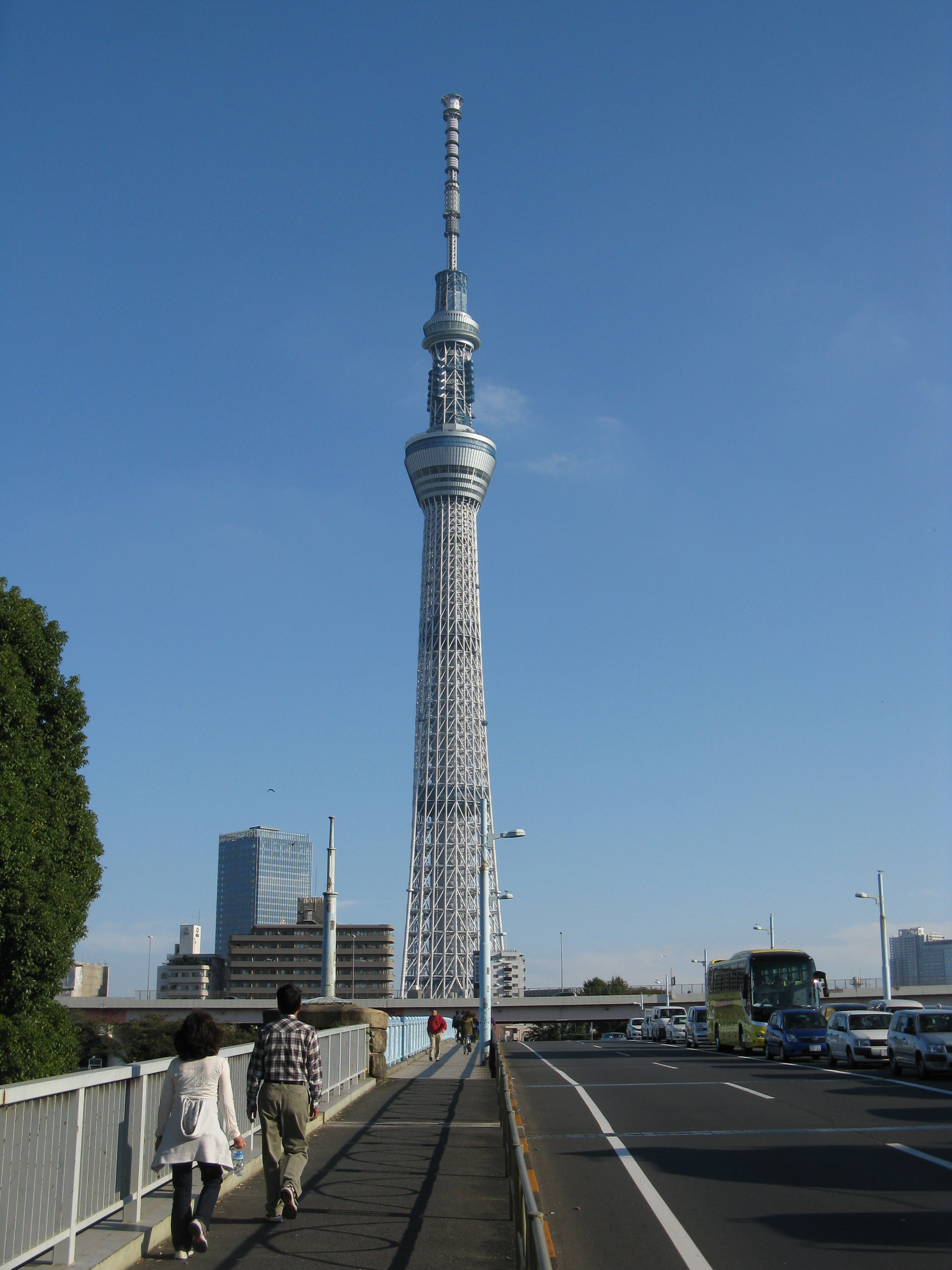 The Art of Architecture: Dazzling Designs  Tokyo Sky Tree