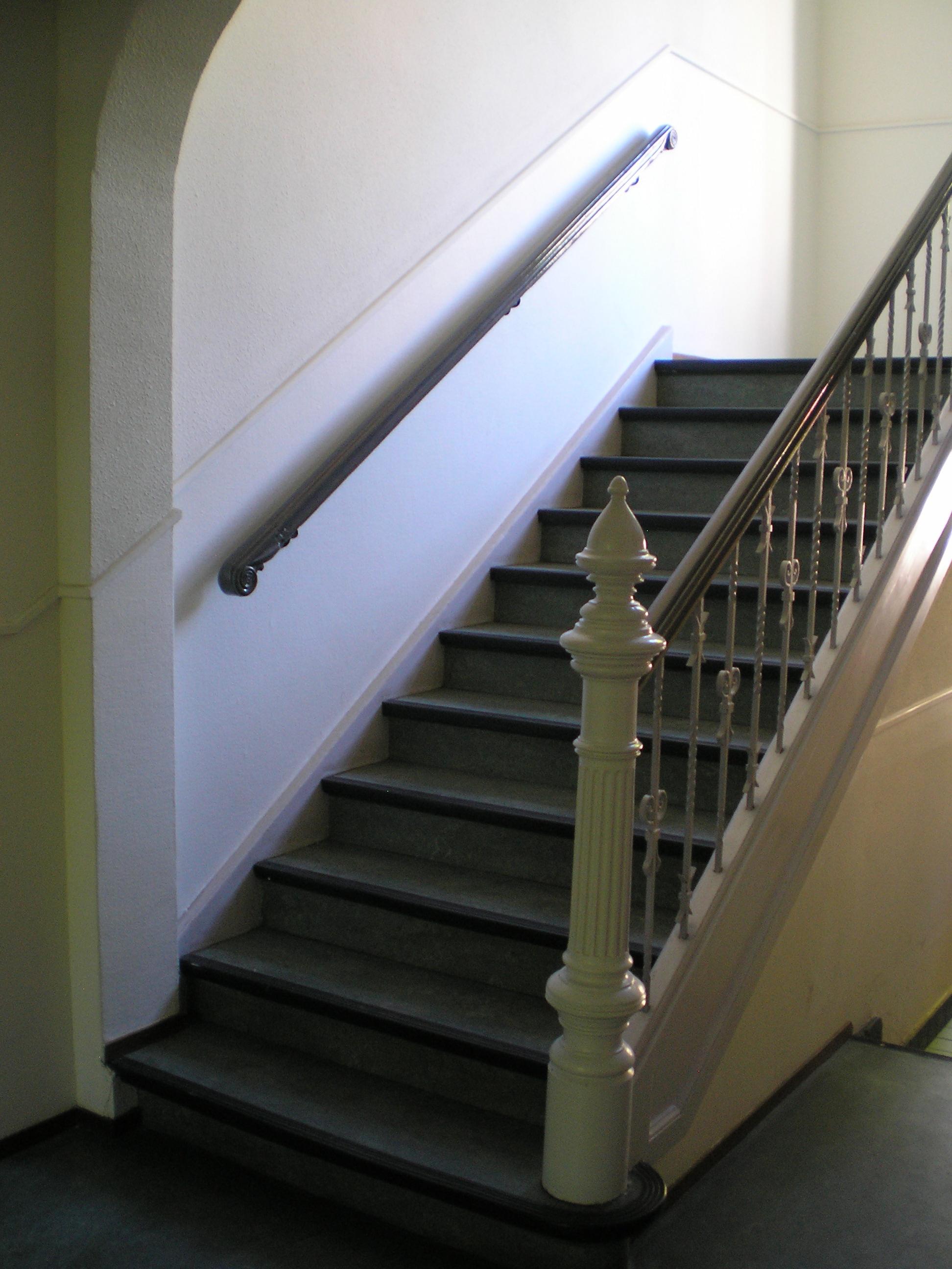 file trappenhuis zusterhuis s azu catharijnensingel 101