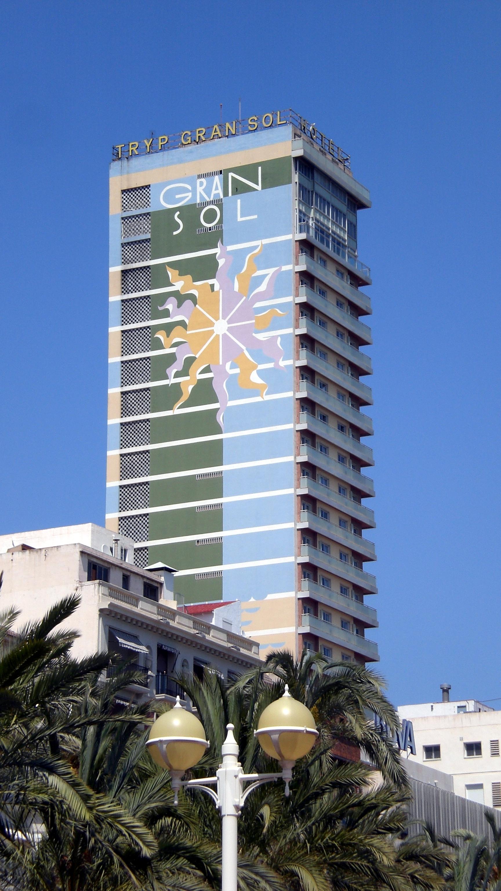 hotel gran sol alicante: