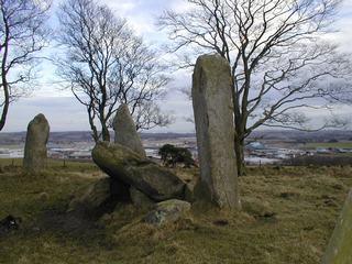 Tyrebagger Stone Circle - geograph.org.uk - 257895