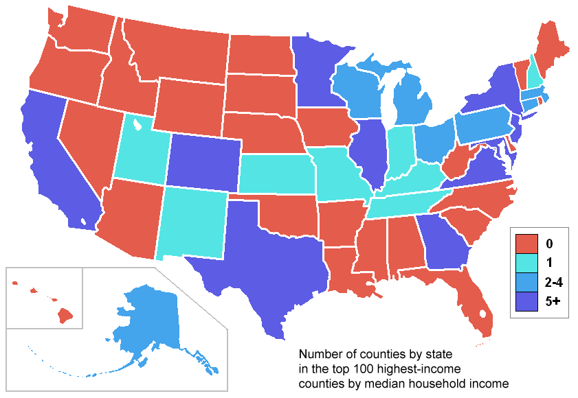 FileUSA Highest Income Counties MedianPNG Wikimedia Commons - Median income map us