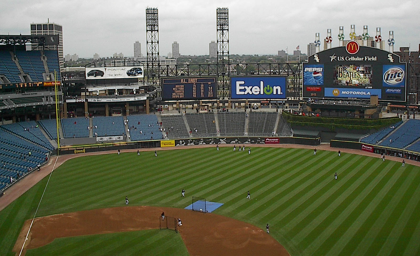 Petition To Re Paint Citifield S Of Walls Gt Blue Baseball Fever