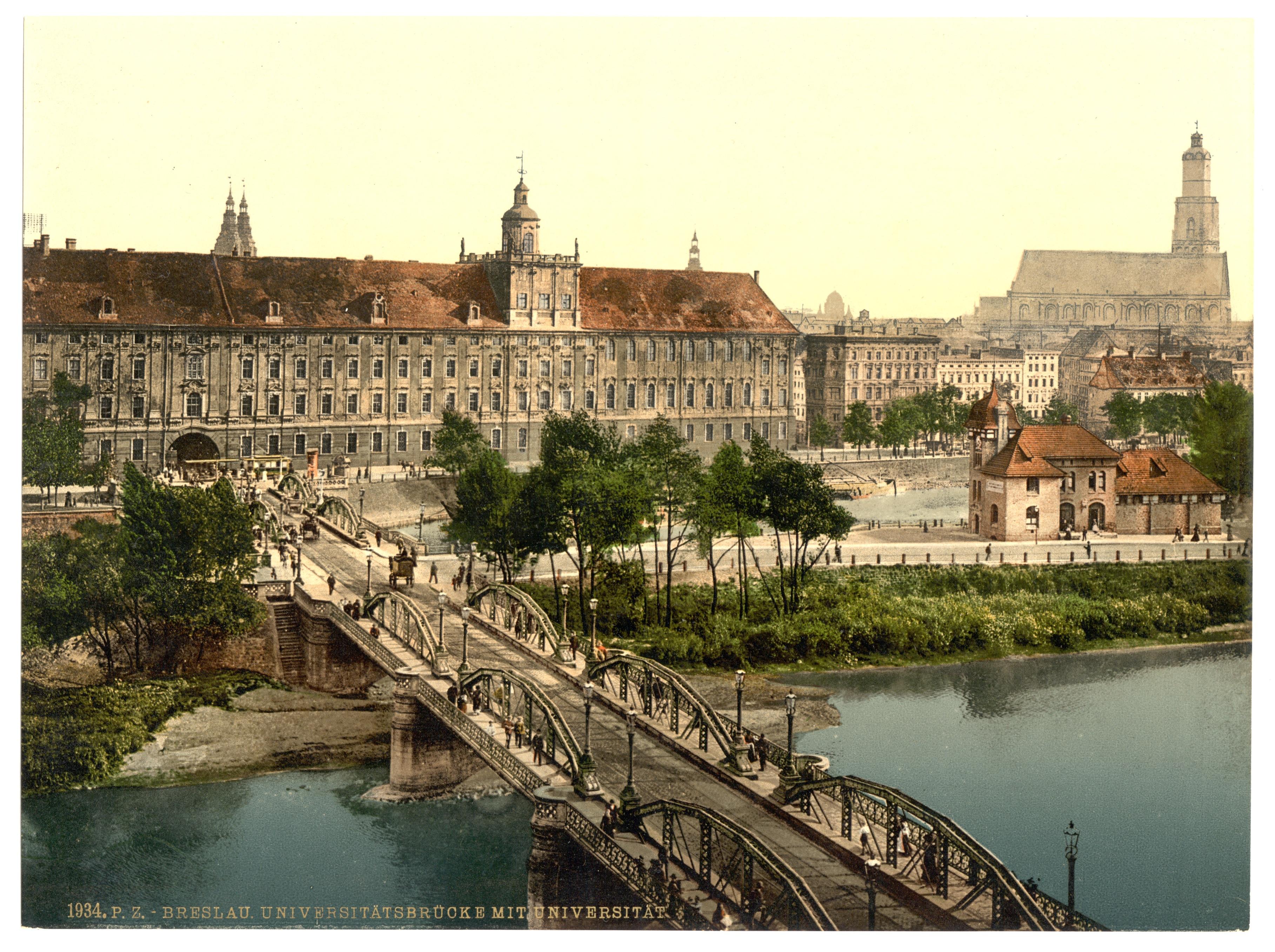https://upload.wikimedia.org/wikipedia/commons/8/88/University_with_bridge%2C_Breslau%2C_Silesia%2C_Germany_%28i.e.%2C_Wroc%C5%82aw%2C_Poland%29-LCCN2002720686.jpg