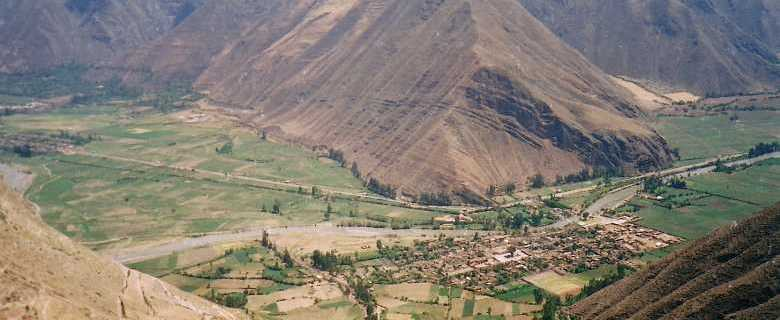 Heiliges Tal der Inkas