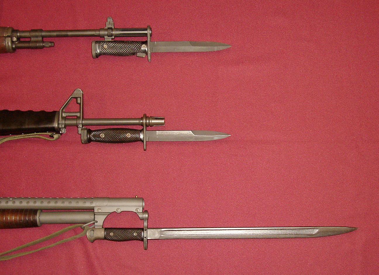 Silencer Bayonet
