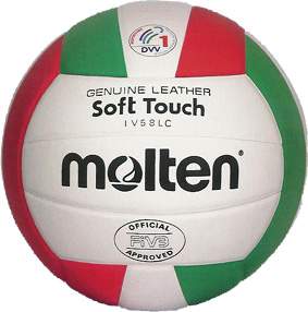 Volleyball (ball) Ball used in volleyball
