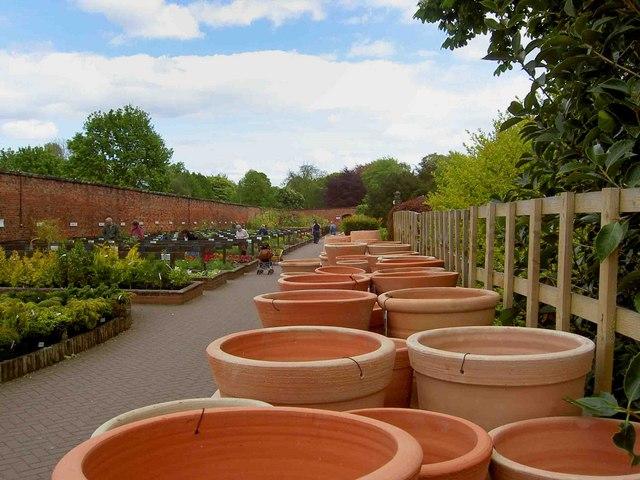 Wentworth garden centre - geograph.org.uk - 1295260